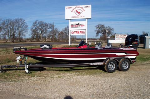 2017 Skeeter ZX250 in Yantis, Texas