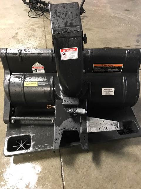 "2016 Simplicity SIMPLICITY REGENT 42"" SNOW THROWER W/ SUBFRAME & HITCH in Beaver Dam, Wisconsin"