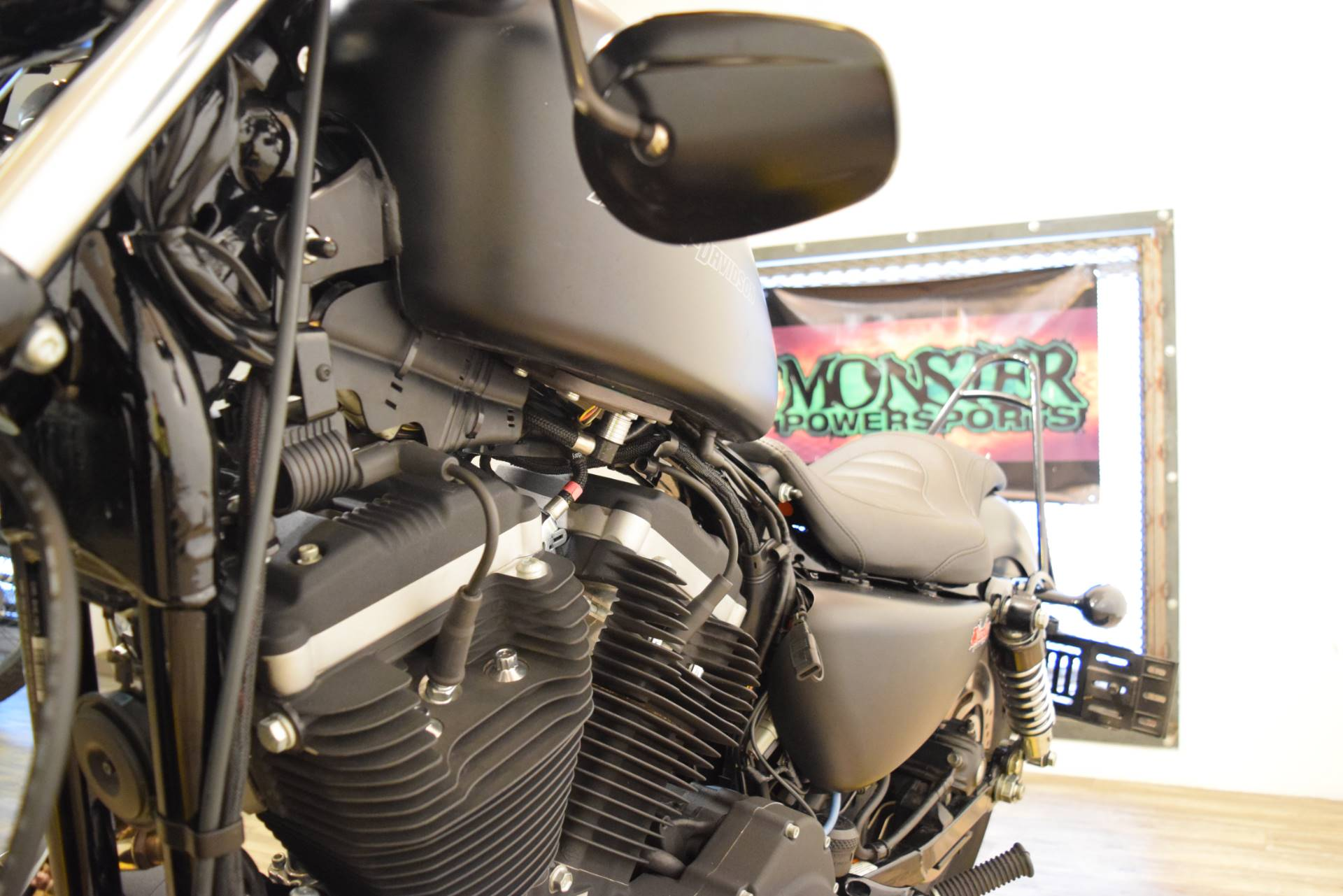 2009 Harley-Davidson Sportster® Iron 883™ in Wauconda, Illinois