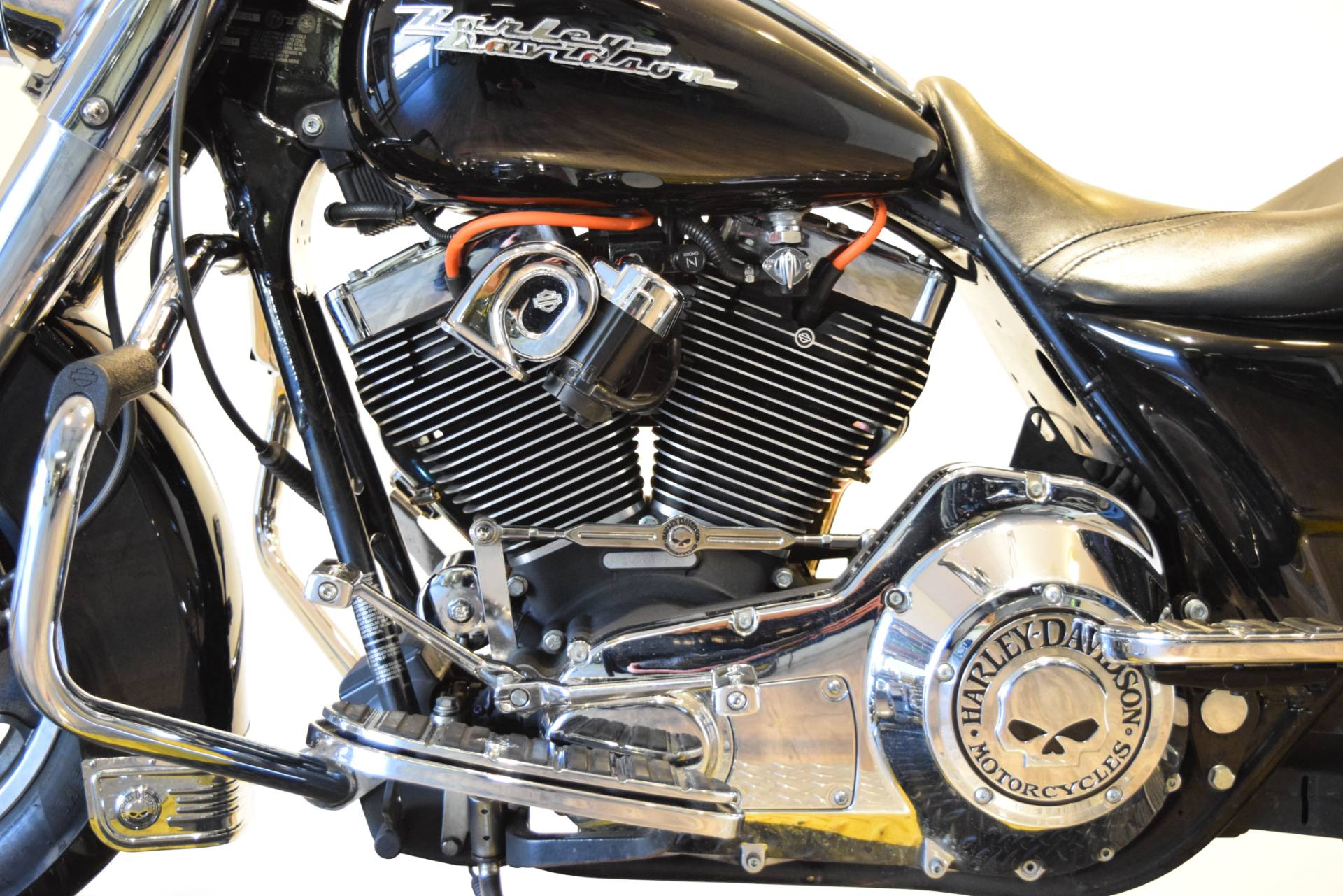 2005 Harley-Davidson FLHRS/FLHRSI Road King® Custom in Wauconda, Illinois