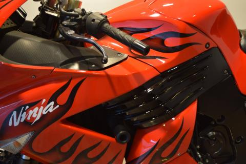 2006 Kawasaki Ninja® ZX-14 in Wauconda, Illinois