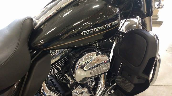 2016 Harley-Davidson Ultra Limited in Findlay, Ohio