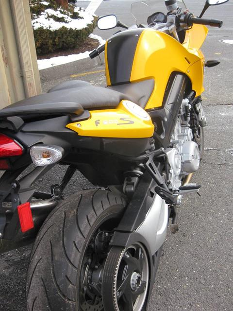 2007 BMW F 800 S in Northampton, Massachusetts