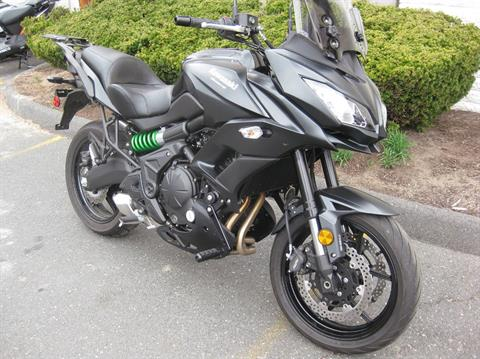2016 Kawasaki Versys 650 ABS in Northampton, Massachusetts