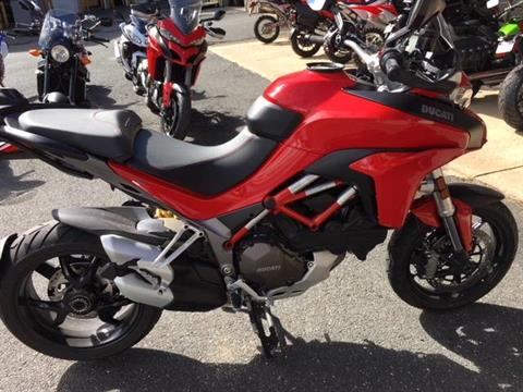 2016 Ducati Multistrada 1200 in Northampton, Massachusetts