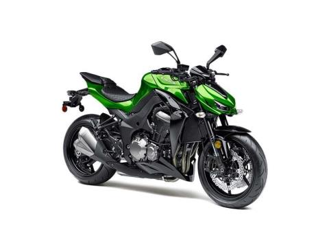 2015 Kawasaki Z1000 ABS in Northampton, Massachusetts