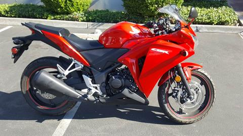 2013 Honda CBR®250R ABS in Orange, California