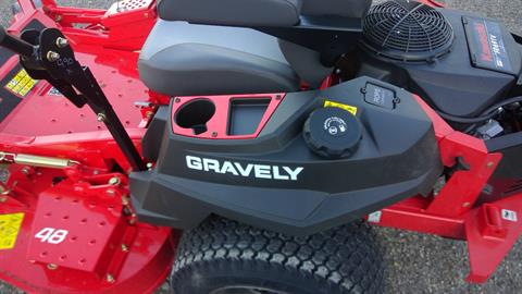 "2017 Gravely USA ZT HD 48"" with Kawasaki in Saucier, Mississippi"