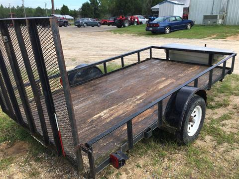 2007 Carry-On Trailers 6 x 12 2990 LB in Saucier, Mississippi