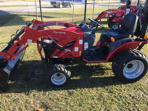 2017 Mahindra eMax 22S HST in Saucier, Mississippi