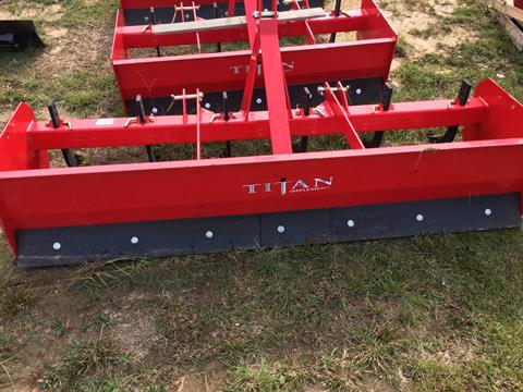 2016 Titan 7' Box Blade in Saucier, Mississippi