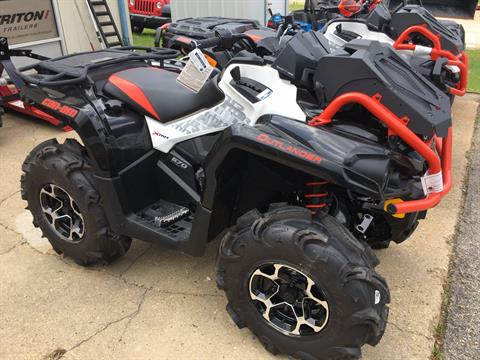 2017 Can-Am Outlander X mr 570 in Saucier, Mississippi