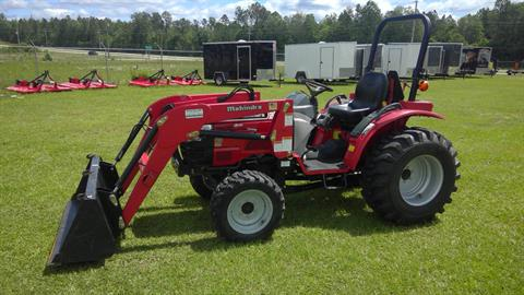 2013 Mahindra 3016 4WD HST in Saucier, Mississippi