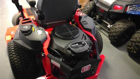 2017 Gravely USA ZT HD 52 (Kohler 25 hp V-Twin) in Saucier, Mississippi
