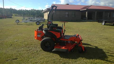 "2017 Bad Boy Mowers Outlaw XP 61"" with Kawasaki FX850 in Saucier, Mississippi"