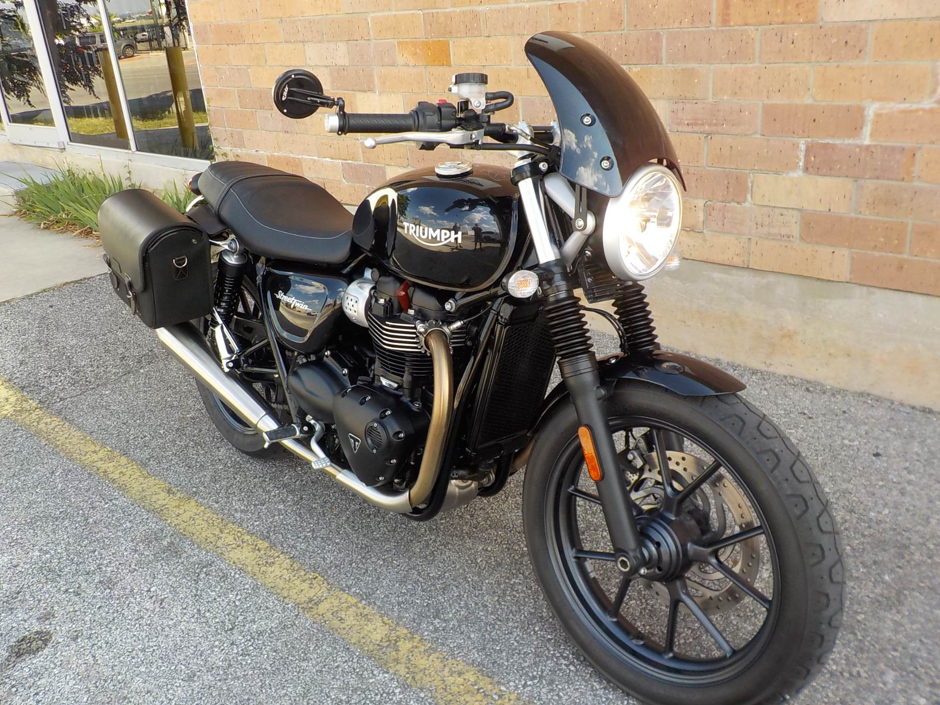 2016 Triumph Street Twin in San Antonio, Texas