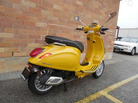 2015 Vespa Sprint 150 ABS in San Antonio, Texas