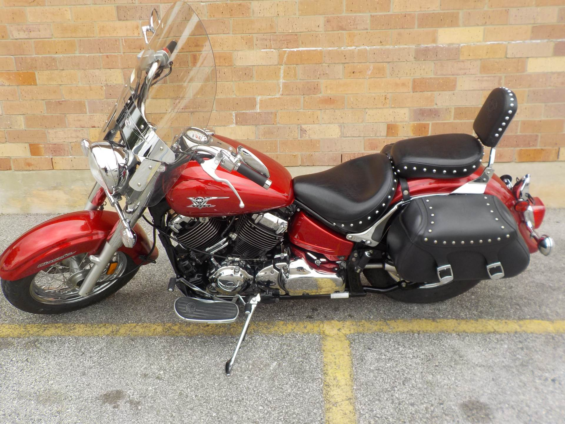 2009 Yamaha V Star 650 Silverado in San Antonio, Texas