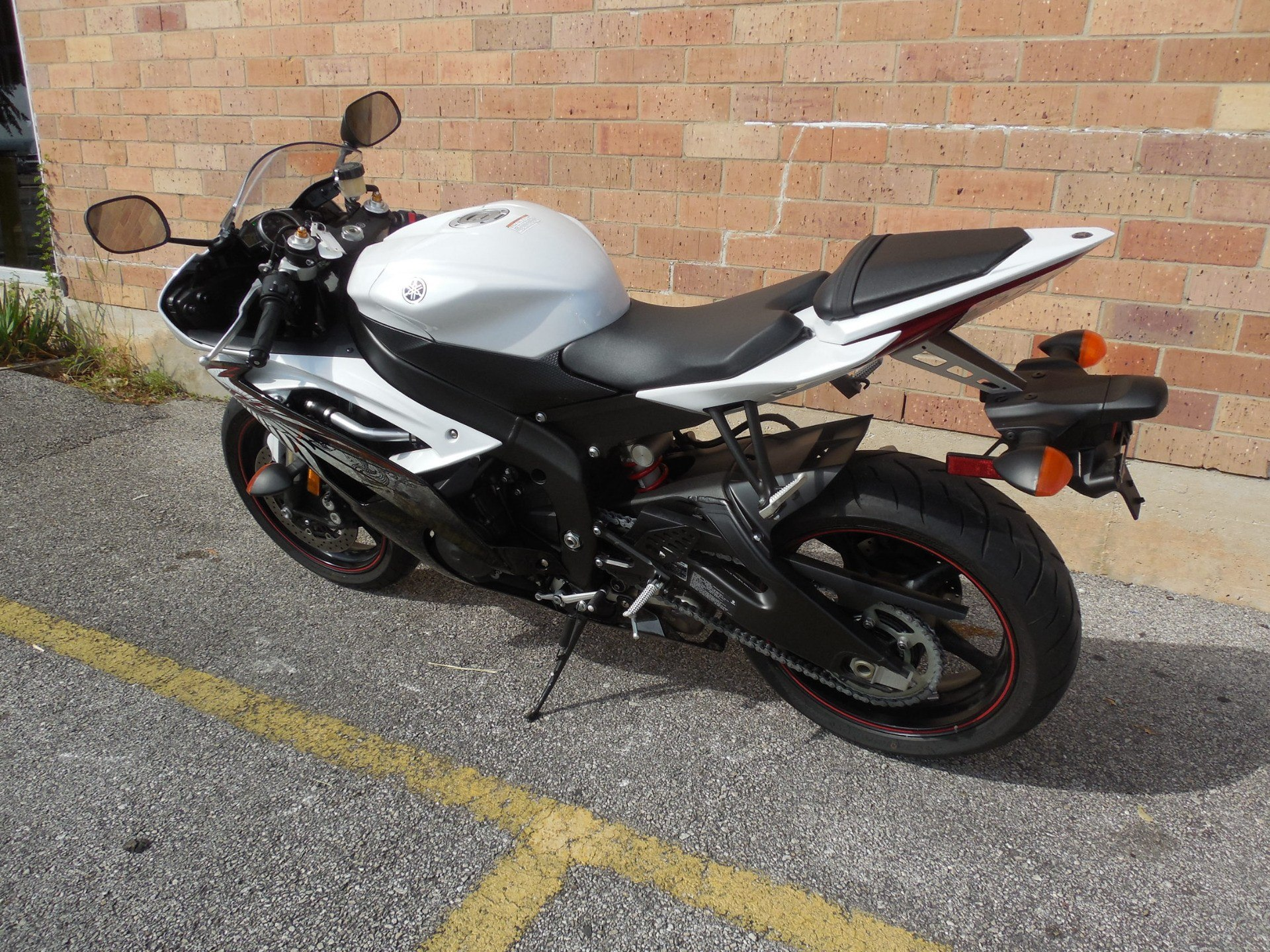 2012 Yamaha YZF-R6 in San Antonio, Texas