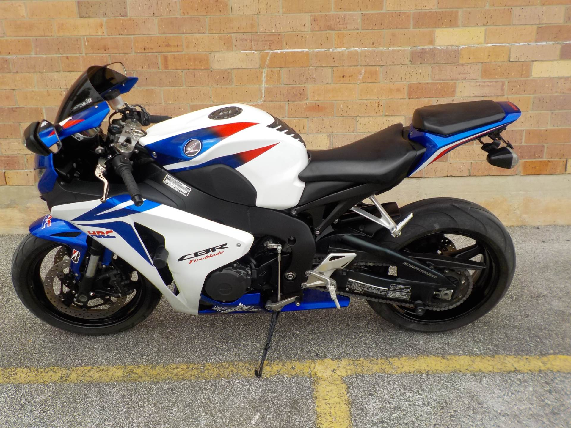 2008 Honda CBR1000RR - Blue and White in San Antonio, Texas