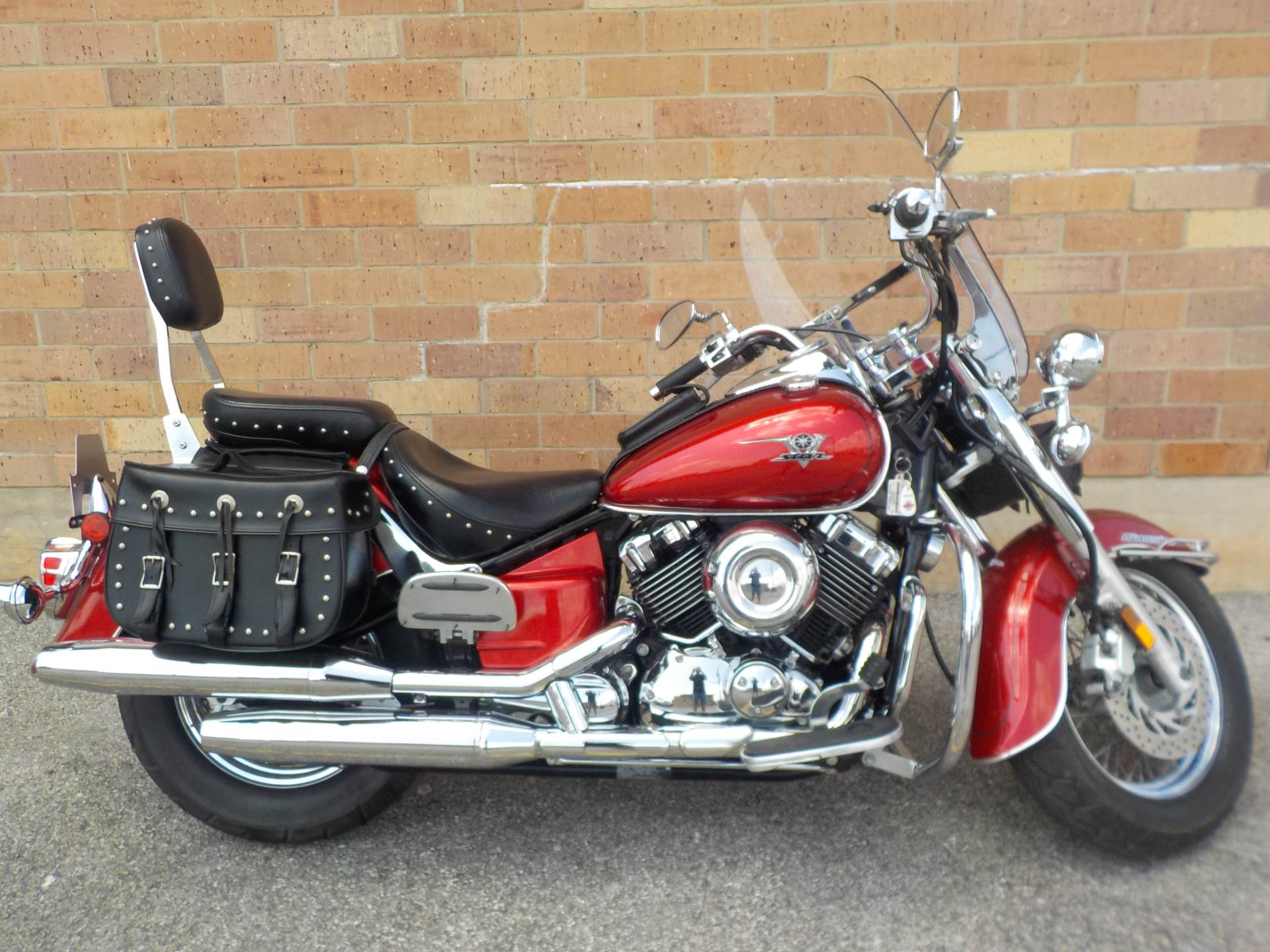 2010 Yamaha V Star 650 Classic in San Antonio, Texas