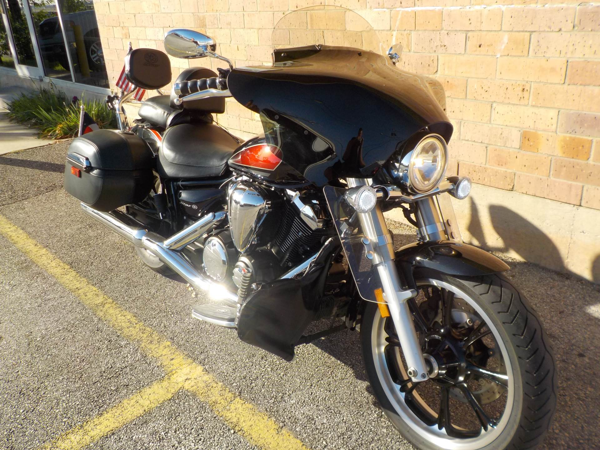 2014 Yamaha V Star 950 Tourer in San Antonio, Texas