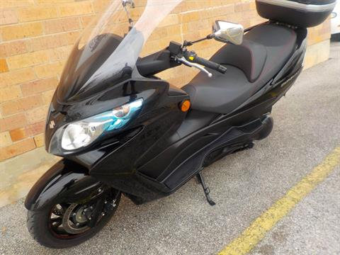2014 Suzuki Burgman™ 400 ABS in San Antonio, Texas