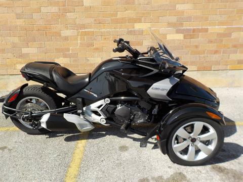 2015 Can-Am Spyder® F3 SM6 in San Antonio, Texas