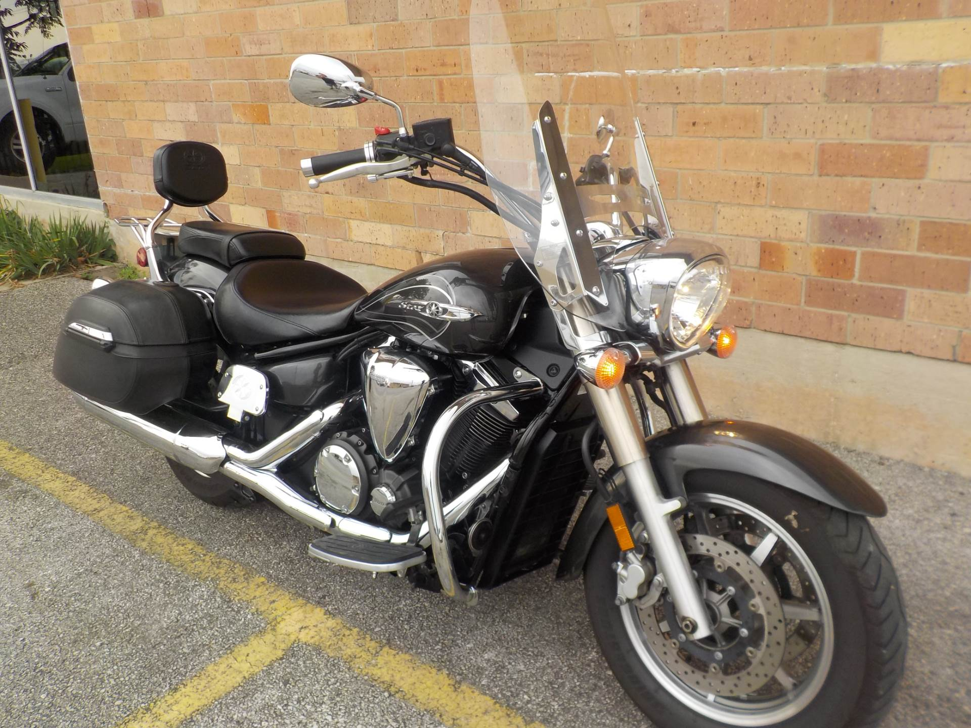 2012 Yamaha V Star 1300 Tourer in San Antonio, Texas