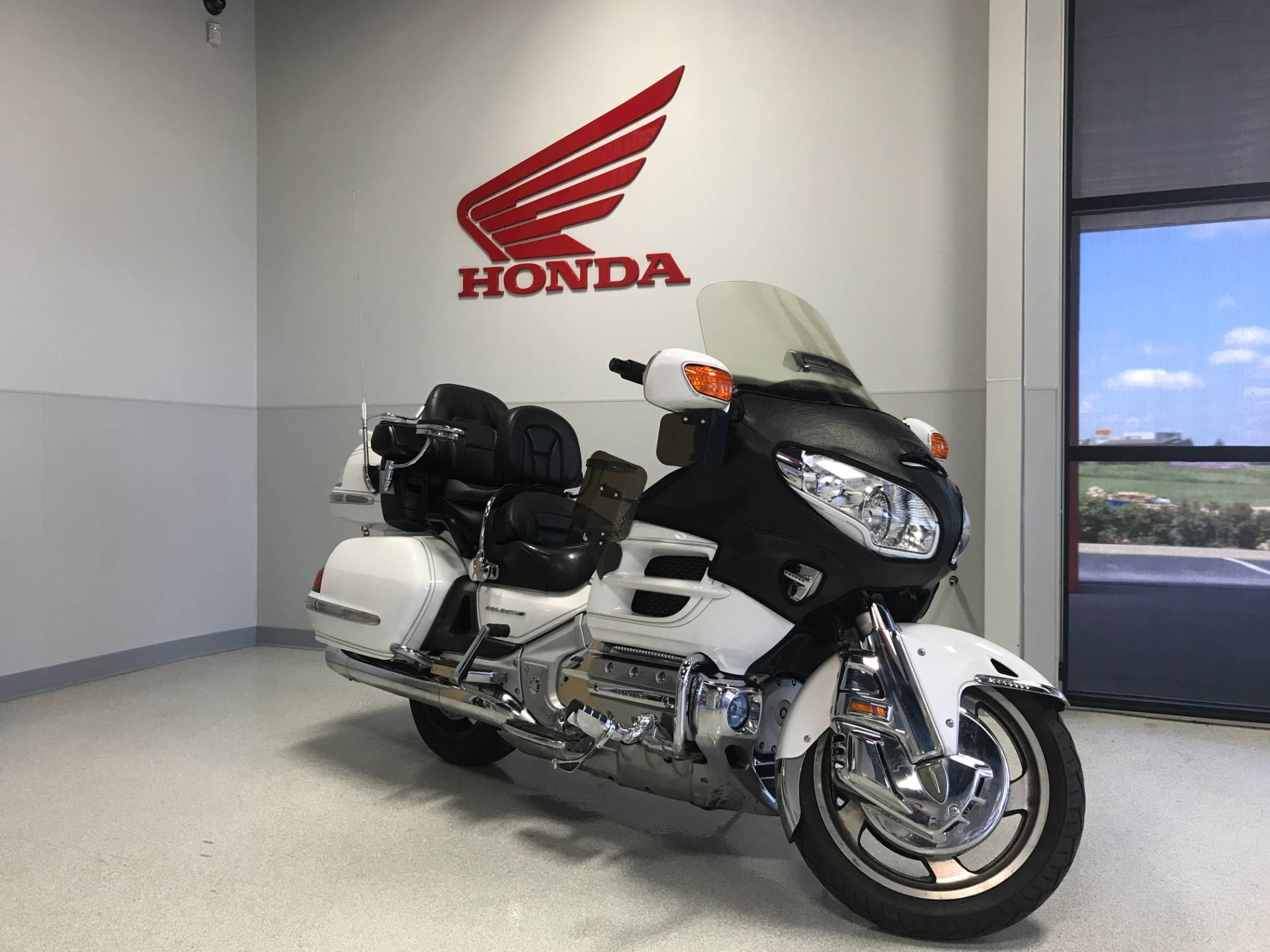 2006 Honda Gold Wing® Premium Audio in Springfield, Missouri