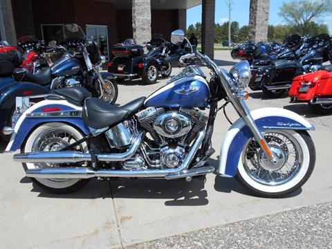 2015 Harley-Davidson Softail® Deluxe in Mauston, Wisconsin