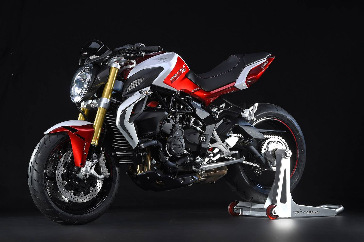 2018 MV Agusta Rivale 800 in New York, New York