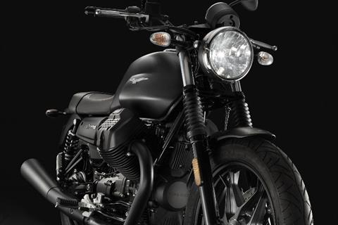 2018 Moto Guzzi V7 III Stone in New York, New York