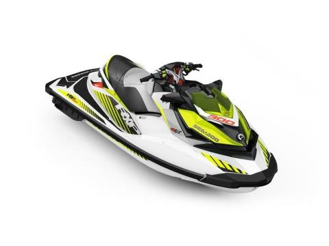 2016 Sea-Doo RXP-X 300 in Leesville, Louisiana
