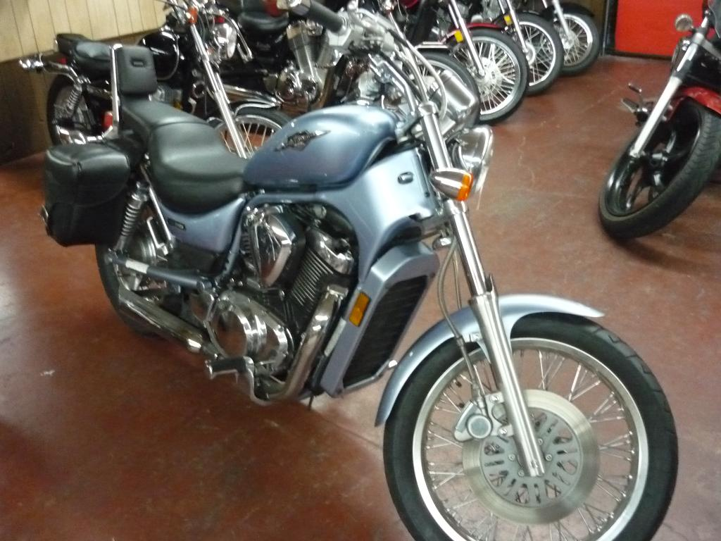 2006 Suzuki Boulevard S50 in Johnson City, Tennessee
