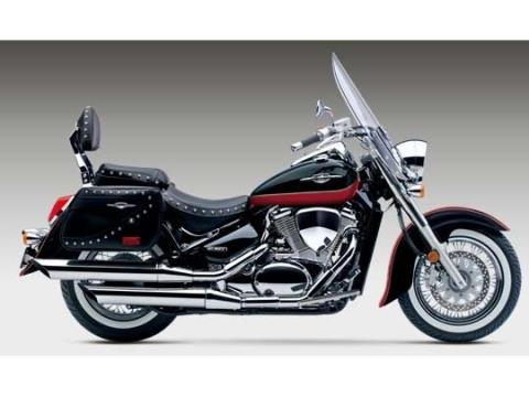 2014 Suzuki Boulevard C50T in Johnson City, Tennessee