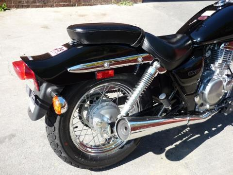 2010 Suzuki GZ250 Marauder in Johnson City, Tennessee - Photo 5