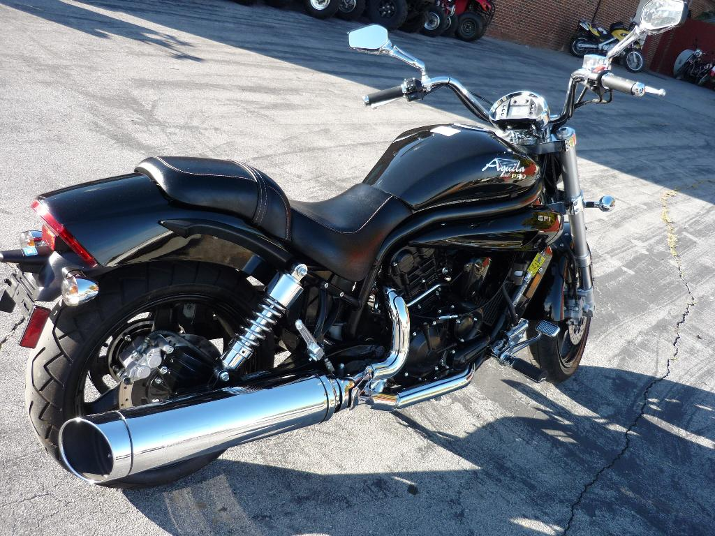 2012 Hyosung GV650 / Aquila Pro in Johnson City, Tennessee