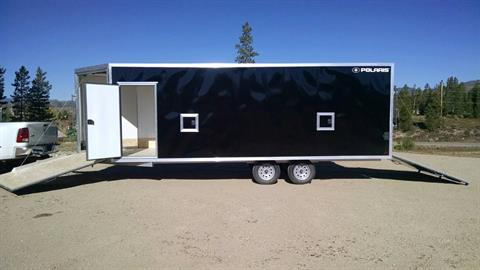 2017 Alcom Trailer Enclosed Trailer 101 x 22 in Grand Lake, Colorado
