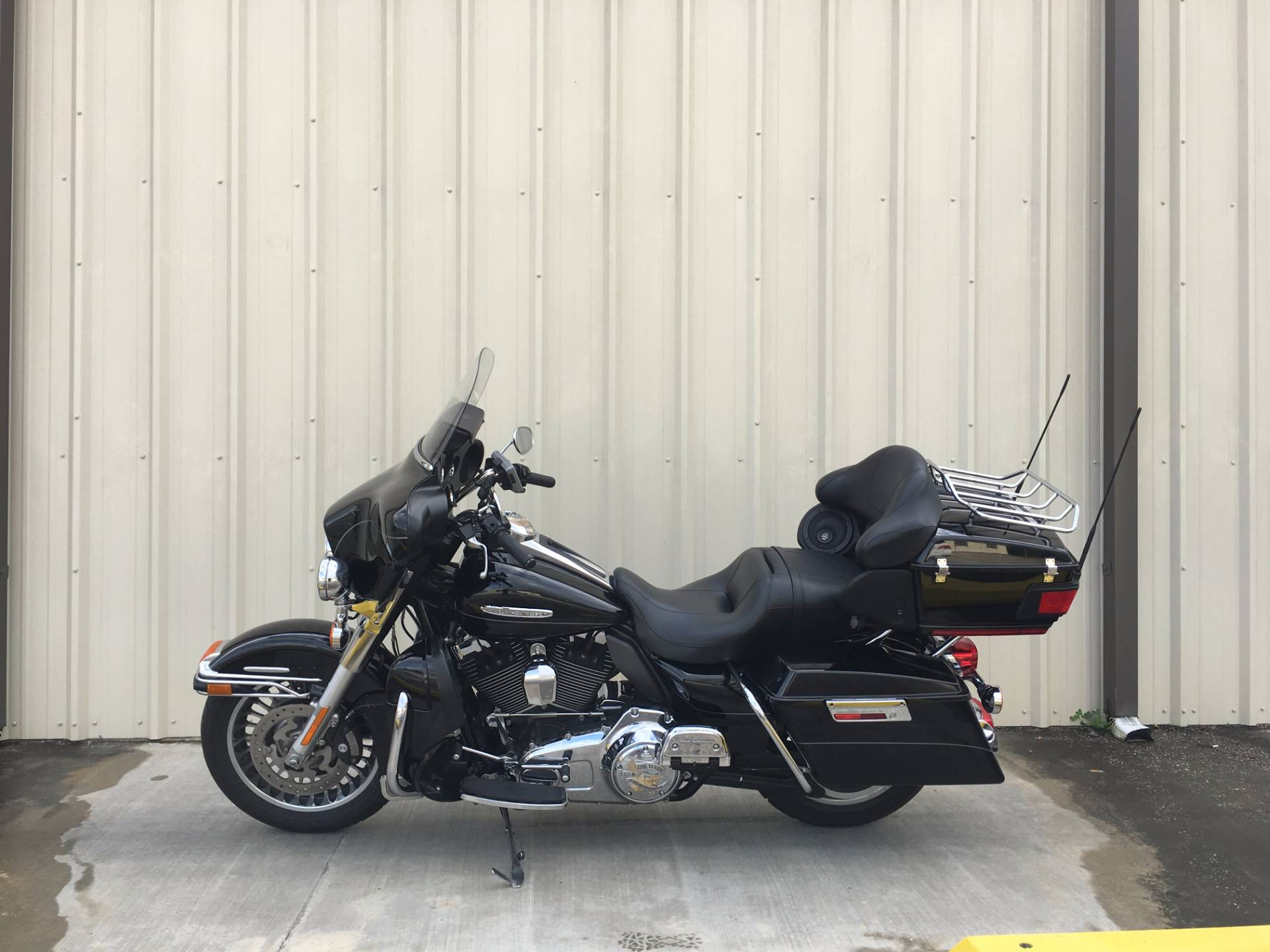 2011 Harley-Davidson Electra Glide® Ultra Limited in Lake Charles, Louisiana