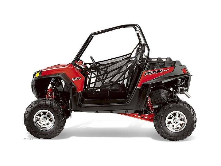 2012 Polaris Ranger RZR® XP 900 in Heber City, Utah