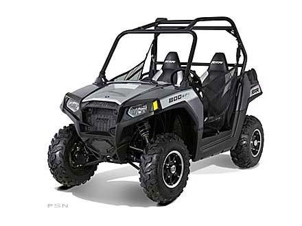 2012 Polaris Ranger RZR® 800 Magnetic Metallic LE in Heber City, Utah