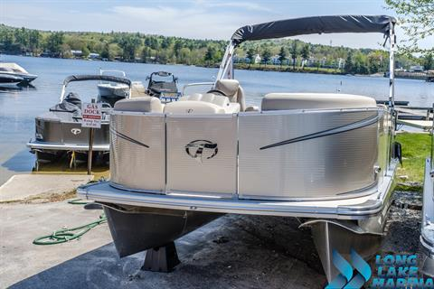 2017 Tahoe Pontoon LT CRB in Naples, Maine