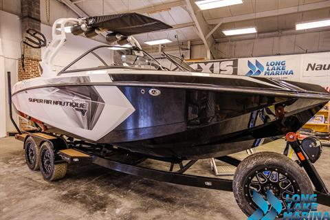 2017 Nautique Super Air Nautique G23 in Naples, Maine