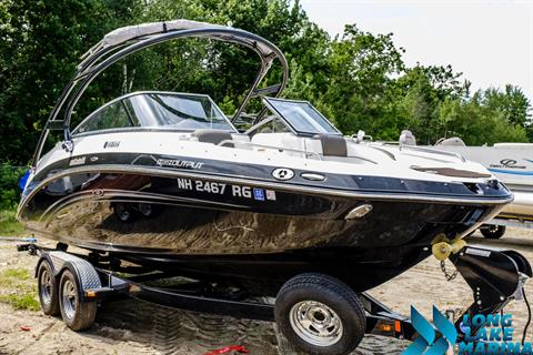 2013 Yamaha 242 Limited S in Naples, Maine