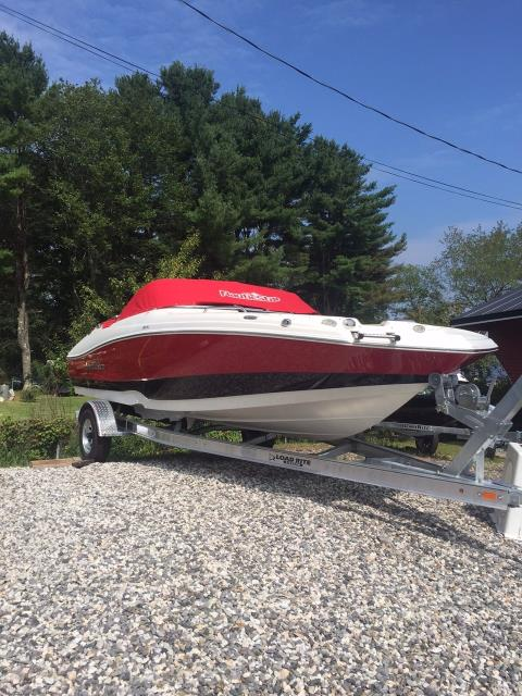 2016 NauticStar 203 DC in Naples, Maine