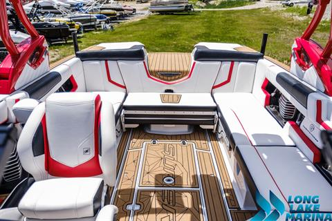 2016 Nautique Super Air Nautique G23 in Naples, Maine