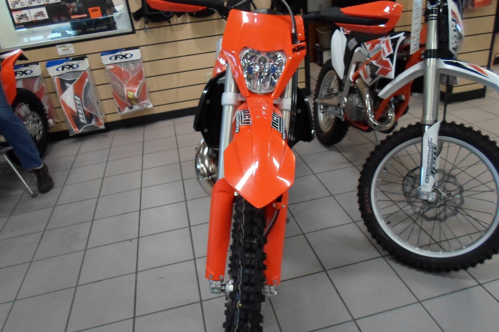 2017 KTM 250 XC-W in San Marcos, California