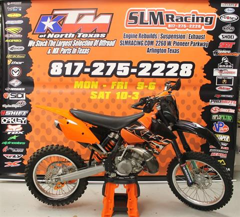 2006 KTM 200 XC-W in Arlington, Texas