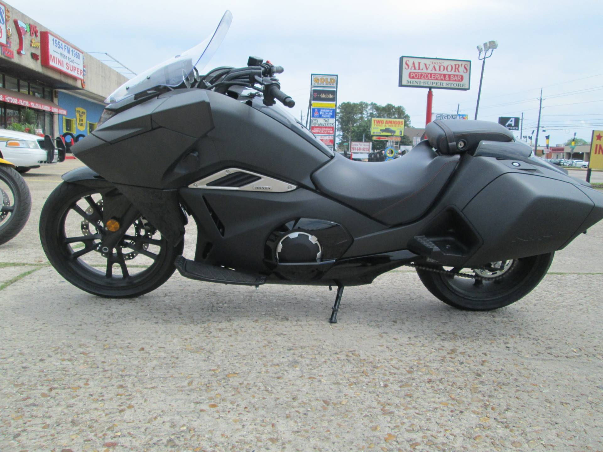 2016 Honda NM4 in Houston, Texas